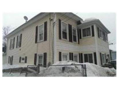 1262 Water St  Fitchburg, MA MLS# 71781567