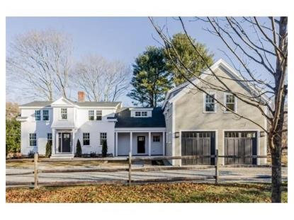 651 Bay Road  Hamilton, MA MLS# 71786656