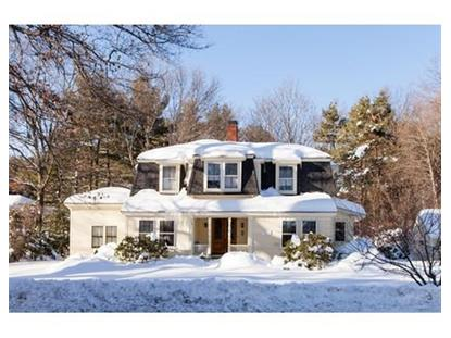 586 Main St  Concord, MA MLS# 71793347