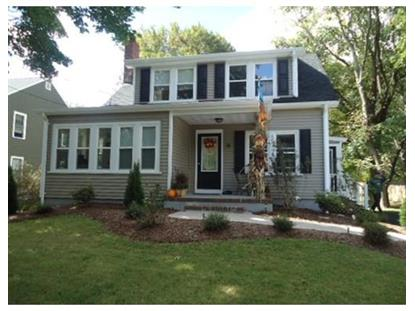 16 Cyr St  West Bridgewater, MA MLS# 71798681