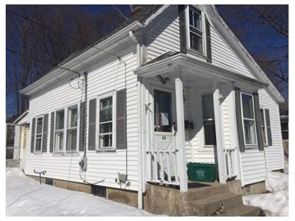 14 Condon St  Brockton, MA MLS# 71801389