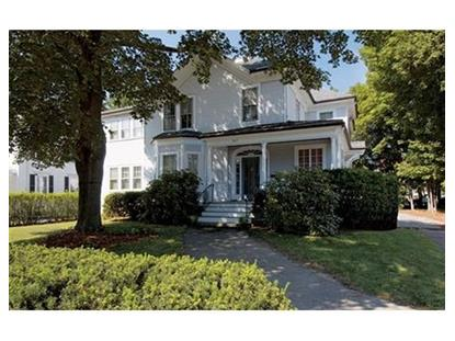 363 Walnut St  Newton, MA MLS# 71805449
