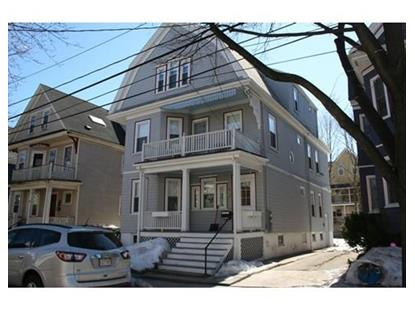 32 Lexington Ave  Somerville, MA MLS# 71805802