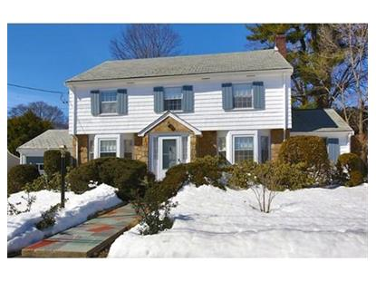 41 Sheldon Road  Newton, MA MLS# 71806602