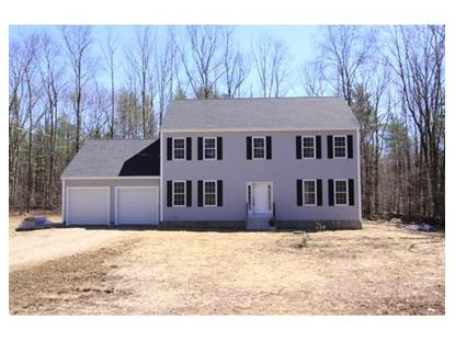 244 Fiske Hill Rd.  Sturbridge, MA MLS# 71812414