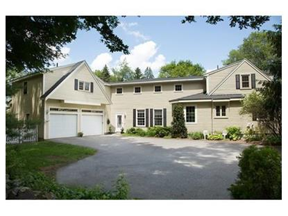 611 Old Bedford Road  Concord, MA MLS# 71813743