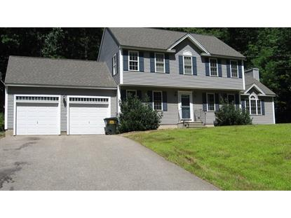133 Rice Corner Rd  Brookfield, MA MLS# 71813834