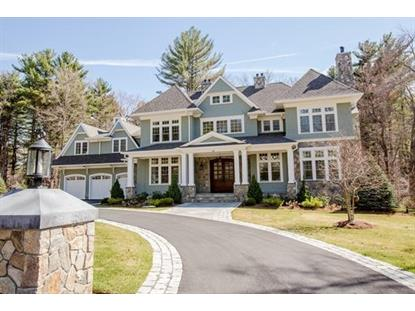 58 Ridge Hill Farm Road  Wellesley, MA MLS# 71815219
