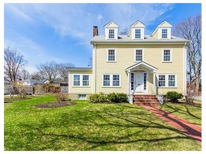 15 Parkview Ave  Newton, MA MLS# 71817625