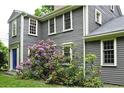 550 Old Bedford Road  Concord, MA MLS# 71822077