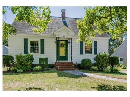 27 Parker St  North Andover, MA MLS# 71822729