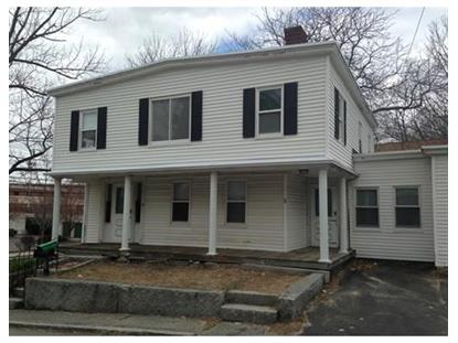 50 Central Street  Fitchburg, MA MLS# 71839457