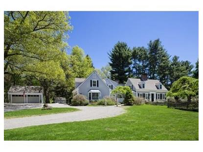 55 Willow Street  Dover, MA MLS# 71839503