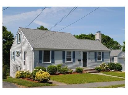 69 Dale Ave  Quincy, MA MLS# 71854827