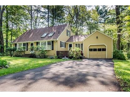 205 Campbell Rd  North Andover, MA MLS# 71868141