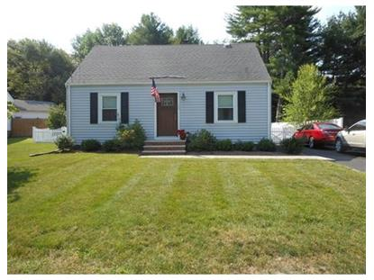 28 Highland Ave  West Bridgewater, MA MLS# 71880343