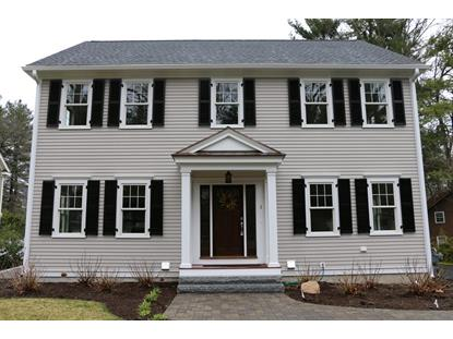 1 Hickory Road  Wellesley, MA MLS# 71885464