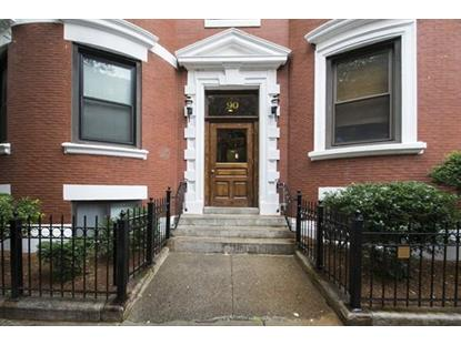 90 Gainsborough Street  Boston, MA MLS# 71889399