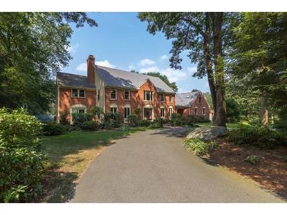 8 Partridge Hill Rd  Dover, MA MLS# 71899587