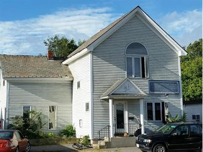 134 Lunenburg Street  Fitchburg, MA MLS# 71899966