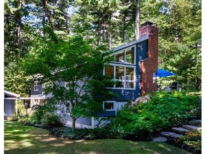 182 Holden Wood Road  Concord, MA MLS# 71901175