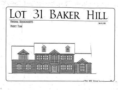 31 Baker Hill Drive  Hingham, MA MLS# 71916736
