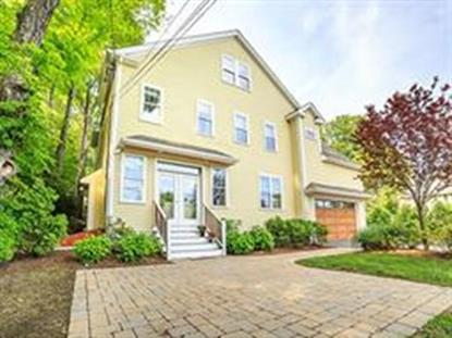 1147 Beacon Street  Newton, MA MLS# 71917434