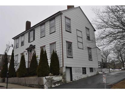 201 Middle St  New Bedford, MA MLS# 71960167