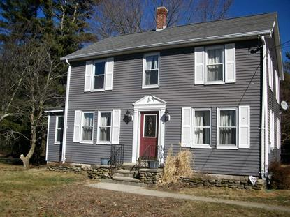 153 Central St  Millville, MA MLS# 71964138