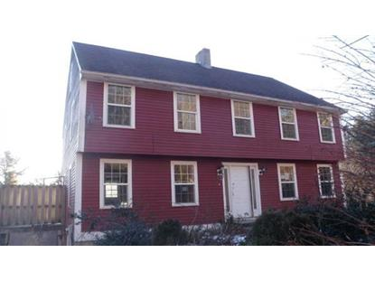 20 Molasses Hill Rd  Brookfield, MA MLS# 71964399