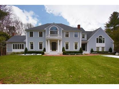 6 Huckleberry Hill Ln  Hingham, MA MLS# 71969290