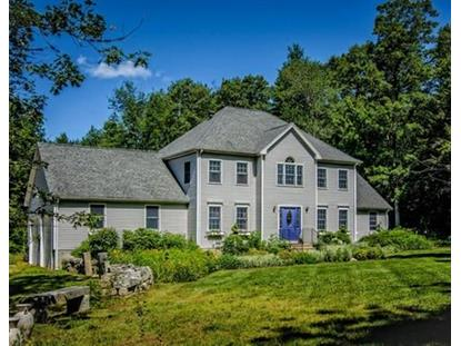33 Molasses Hill Road  Brookfield, MA MLS# 71973326