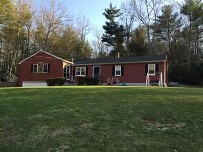 131 Spicer Rd  Thompson, CT MLS# 71986550