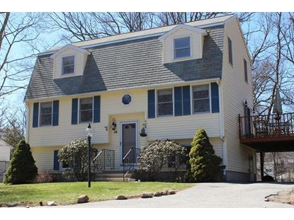 16 Columbia Rd  Billerica, MA MLS# 71990255