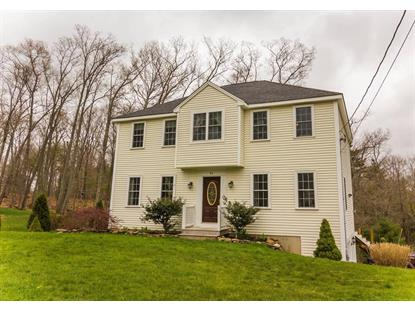 94 Molasses Hill Rd  Brookfield, MA MLS# 71999824