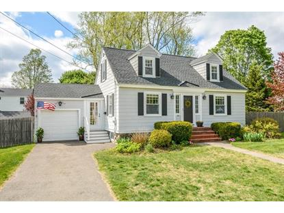 20 Walnut Ave  North Andover, MA MLS# 72007492