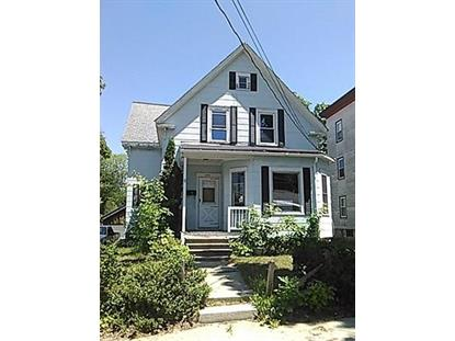 275 Clarendon St  Fitchburg, MA MLS# 72027371