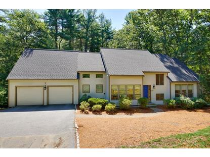 275 Annursnac Hill Road  Concord, MA MLS# 72049347