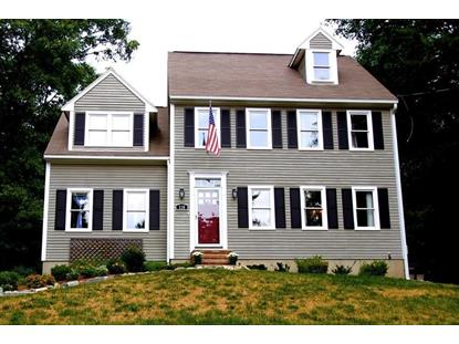 118 Hillside Street  Rowley, MA MLS# 72058477
