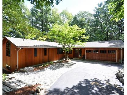 722 Annursnac Hill Road  Concord, MA MLS# 72070987