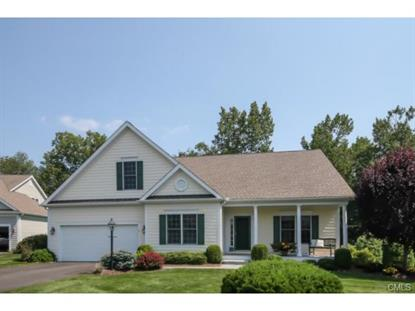 5 Carriage House LANE Brookfield, CT MLS# 99056841