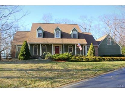 117 Blanket Meadow ROAD Monroe, CT MLS# 99090385