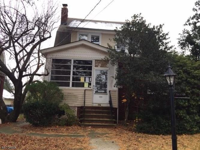 194 Gregory Pl, West Orange, NJ 07052