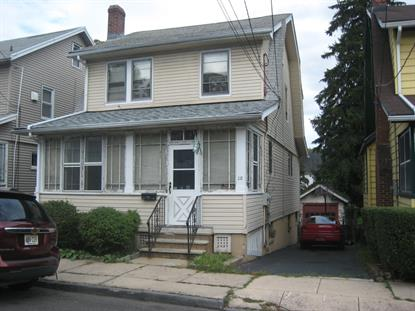 22 GRANT PL , Irvington, NJ