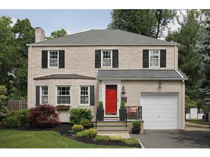 599 Brookside Pl  Cranford, NJ MLS# 3155893