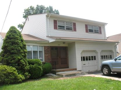 681 Colonial Ave  Union, NJ MLS# 3159481