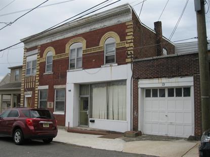 42 Garfield Ave  Garfield, NJ MLS# 3193581