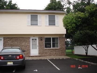 1533 E 2nd St, UNIT B4  Scotch Plains, NJ MLS# 3203398