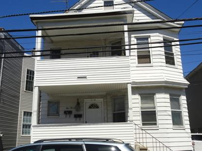 PT112-114 REDWOOD AVE  Paterson, NJ MLS# 3217203