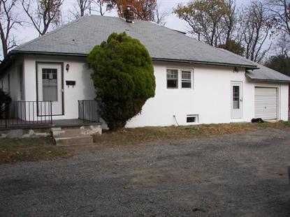 612 WILLOW GROVE ST  Hackettstown, NJ 07840 MLS# 3217756